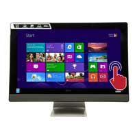 "Acer Aspire AZ3-615-UR1D 23"" Touchscreen All-in-One Desktop Computer"