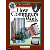 Pearson/Macmillan Books How Computers Work: The Evolution of Technology, 10th Edition