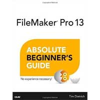 Pearson/Macmillan Books FILEMAKER PRO 13 ABSOLUTE