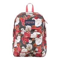 Jansport Digibreak Laptop Backpack - Multi-Photo Floral