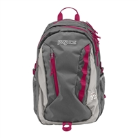 Jansport Women's Agave Laptop Backpack - New Storm Gray