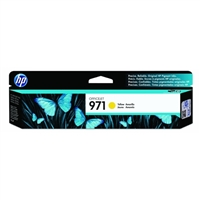 HP 971 Officejet Yellow Ink Cartridge