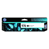 HP 970 Officejet Black Ink Cartridge