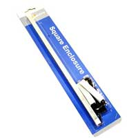 Logisys Blue Square LED Enclosure Stick