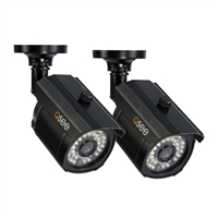 Digital Peripheral Solutions QM1201B-2 1000TVL Bullet Analog Cameras with 36 LEDs