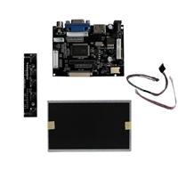 SainSmart 10.1 Inch TFT LCD 1024x576 Monitor Driver HDMI VGA for Raspberry Pi