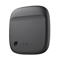 "Seagate Wireless Mobile Storage 500GB USB 2.0 2.5"" WiFi Portable Drive STDC500100 - Black"