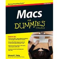Wiley MACS FOR DUMMIES 13/E
