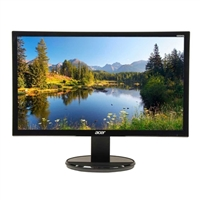 "Acer 24"" 1080p Full HD Widescreen LCD Display - K242HL bd"