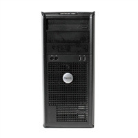 Dell GX380 Windows 7 Professional Desktop Computer Refurbished