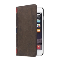 Twelve South LLC BookBook Leather Case for iPhone 6 - Vintage Brown