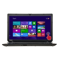 "Toshiba Satellite C55T-B5349 15.6"" Laptop Computer - Jet Black"