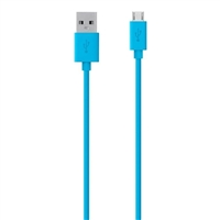 Belkin 4ft. USB to Micro-USB Cable - Blue