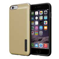 Incipio Technologies DualPro SHINE for iPhone 6 Plus - Gold/Black