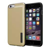 Incipio Technologies DualPro SHINE for iPhone 6 Plus - Gold/Black