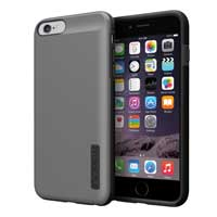 Incipio Technologies DualPro SHINE for iPhone 6 Plus - Gunmetal/Black