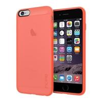 Incipio Technologies NGP Case for iPhone 6 Plus - Translucent Neon Red