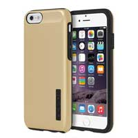 Incipio Technologies DualPro SHINE for iPhone 6 - Gold/Black