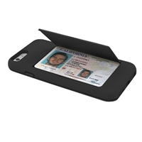 Incipio Technologies STOWAWAY Case for iPhone 6 - Black
