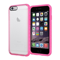 Incipio Technologies Octane Case for iPhone 6 - Frost/Neon Pink