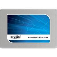 "Crucial BX100 500GB SATA III 6Gb/s 2.5"" Solid State Drive CT500BX100SSD1"