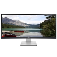 "Dell 34"" Ultra-wide Curved Monitor - U3415W"