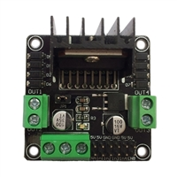 Leo Sales Ltd. OSEPP Motor Driver for Arduino