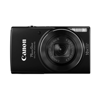 Canon PowerShot ELPH 150 20.0Megapixel Digital Camera - Black