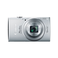 Canon PowerShot ELPH 170 IS KIT Silver