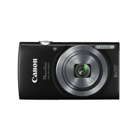 Canon PowerShot ELPH 160 20 Megapixel Digital Camera Black