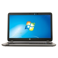 "HP ProBook 450 G2 15.6"" Laptop Computer - Black"