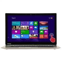 """Toshiba KIRAbook 13 i7S1 Touch 13.3"""" Ultrabook - AZ91 Magnesium Alloy"""