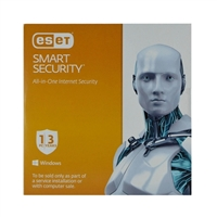 ESET Smart Security v8 3 Year OEM (PC)