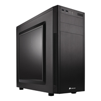 Corsair Carbide 100R ATX Mid-Tower Computer Case - Black