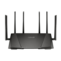 ASUS RT-AC3200 AC3200 Tri-Band Wireless Gigabit Router