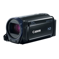 Canon VIXIA HF R600 Full HD Digital Camcorder Black