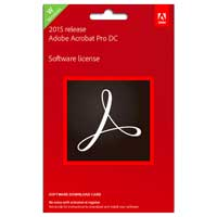 Adobe Acrobat Professional 12 - Windows
