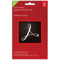Adobe Acrobat Standard 12 Card - Win 65257271
