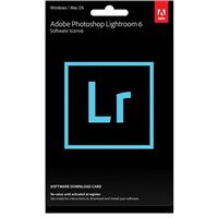 Adobe Lightroom 6 Activation Card (65251346)
