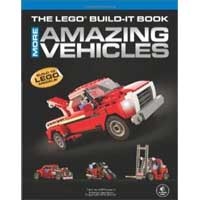 No Starch Press LEGO BUILD IT BOOK V2