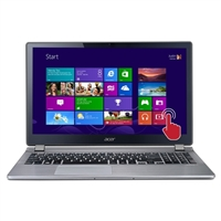 """Acer Aspire V5-573PG-7400 Touchscreen 15.6"""" Laptop Computer - Cool Steel"""