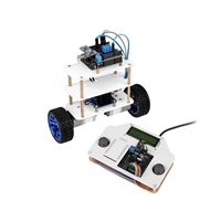 SainSmart InstaBots Upright Rover Kit V2.0 Updated 2-Wheel Self-Balancing Robot Kit