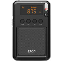 Eton Compact AM/FM/Shortwave Radio - Black