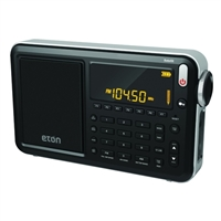 Eton AM/FM/LW/Shortwave Radio with SSB