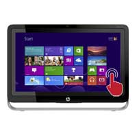 "HP Pavilion TouchSmart 23"" All-in-One Desktop Computer"