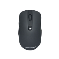 Gear Head Bluetooth Optical Smart Mouse - Black