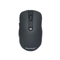 Gear Head Bluetooth Optical Smart Mouse - Black