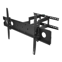 "SIIG CE-MT1F12-S1 Full-Motion Mount for TV's 42""-80"""