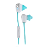 Yurbuds Leap Wireless Earbuds for Women - Aqua