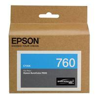 Epson 760 Cyan Ink Cartridge